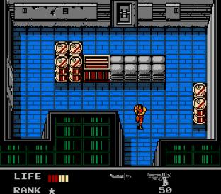 Snake's Revenge NES 023