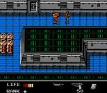 Snake's Revenge NES 030