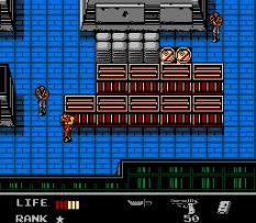 Snake's Revenge NES 032