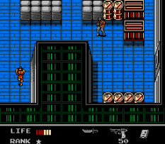 Snake's Revenge NES 033