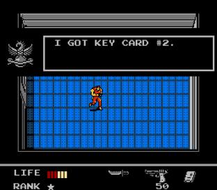 Snake's Revenge NES 034