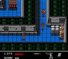 Snake's Revenge NES 043