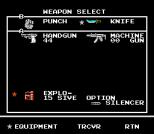 Snake's Revenge NES 050