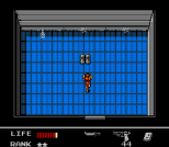 Snake's Revenge NES 052