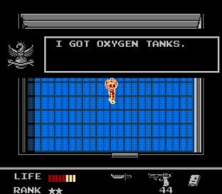 Snake's Revenge NES 053