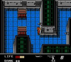 Snake's Revenge NES 055