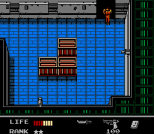 Snake's Revenge NES 060