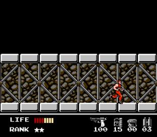 Snake's Revenge NES 064