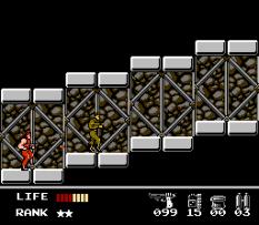 Snake's Revenge NES 065