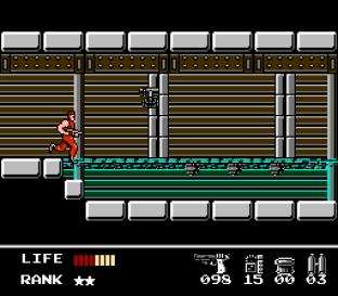 Snake's Revenge NES 067