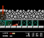 Snake's Revenge NES 070