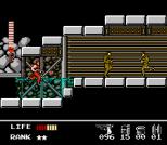 Snake's Revenge NES 071