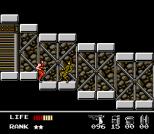 Snake's Revenge NES 072