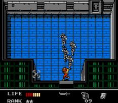 Snake's Revenge NES 076