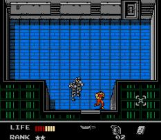 Snake's Revenge NES 077