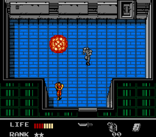 Snake's Revenge NES 078