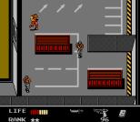 Snake's Revenge NES 082