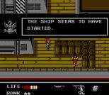 Snake's Revenge NES 085
