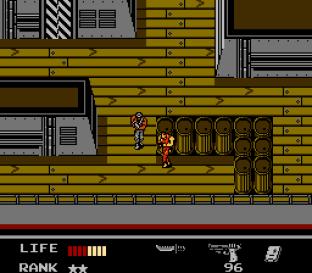 Snake's Revenge NES 086