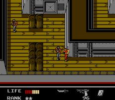 Snake's Revenge NES 087