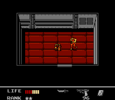 Snake's Revenge NES 088