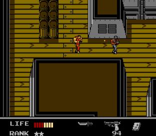 Snake's Revenge NES 089