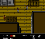 Snake's Revenge NES 090