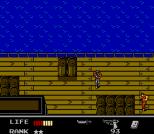 Snake's Revenge NES 091
