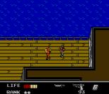 Snake's Revenge NES 092