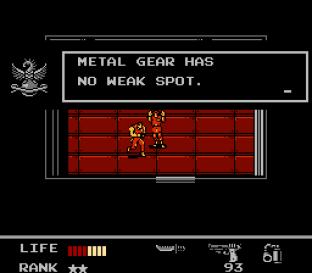 Snake's Revenge NES 097