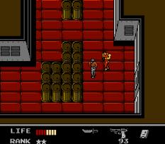 Snake's Revenge NES 098