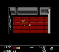 Snake's Revenge NES 099