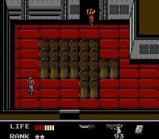 Snake's Revenge NES 100