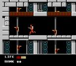 Snake's Revenge NES 104