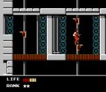 Snake's Revenge NES 105