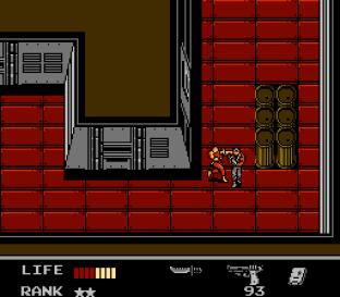 Snake's Revenge NES 108
