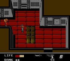 Snake's Revenge NES 110