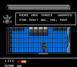 Snake's Revenge NES 113