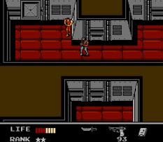 Snake's Revenge NES 121