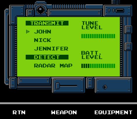 Snake's Revenge NES 122