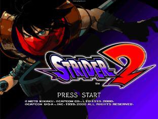 Strider 2 PS1 001