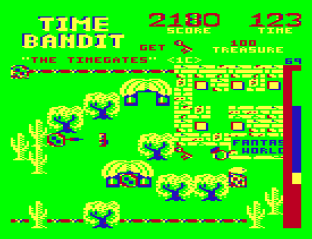 Time Bandit Dragon 32 20