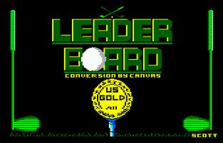 Leaderboard Amstrad CPC 01