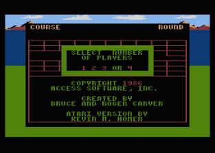 Leaderboard Atari 800 01