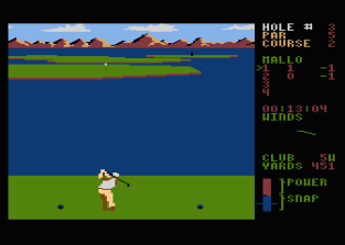 Leaderboard Atari 800 09