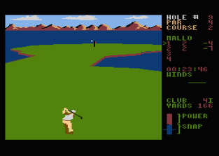 Leaderboard Atari 800 31