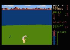 Leaderboard Atari 800 32
