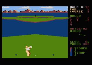 Leaderboard Atari 800 34