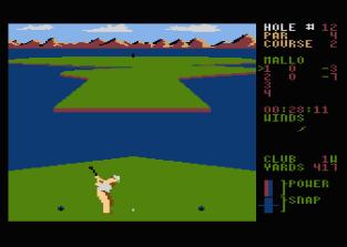Leaderboard Atari 800 42