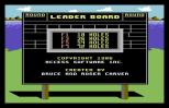 Leaderboard C64 05